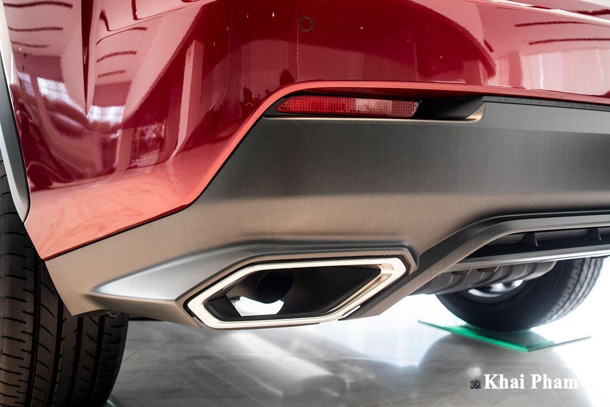 Ảnh Ống xả xe Lexus NX 300 2020