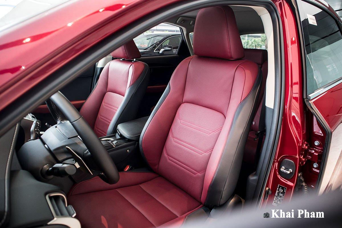 Ảnh Ghế lái xe Lexus NX 300 2020
