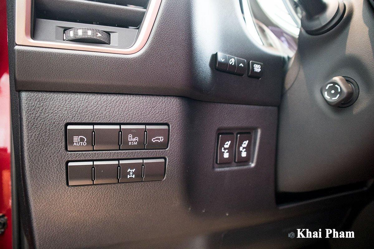 Ảnh Các chế độ xe Lexus NX 300 2020