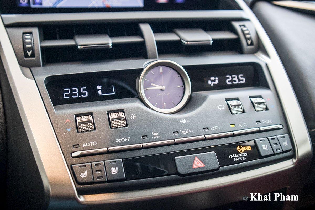 Ảnh Điều hoà xe Lexus NX 300 2020