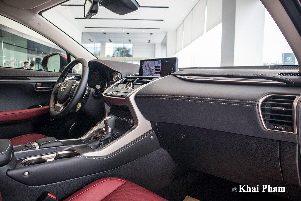 Ảnh Táp-lô xe Lexus NX 300 2020 a1