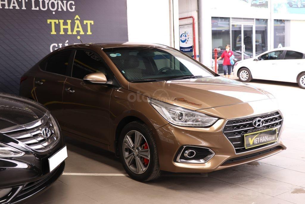 Hyundai Accent 1.4AT 2018 đặc biệt (1)