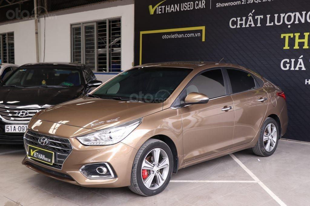 Hyundai Accent 1.4AT 2018 đặc biệt (2)