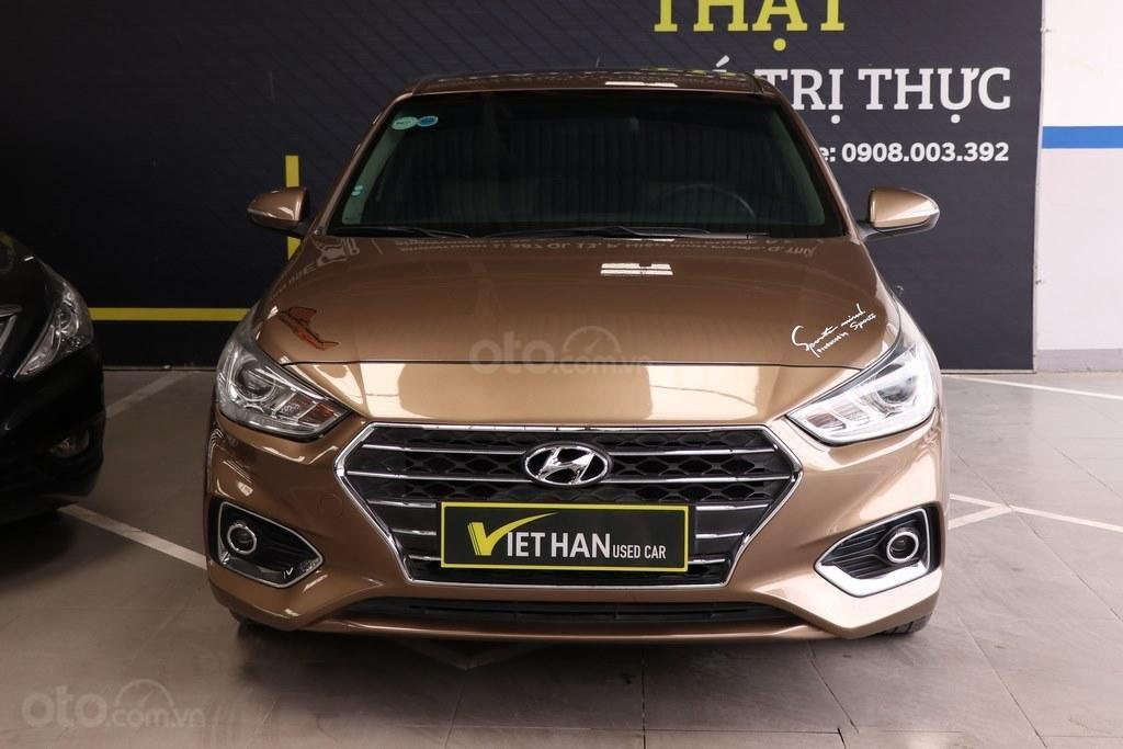 Hyundai Accent 1.4AT 2018 đặc biệt (3)