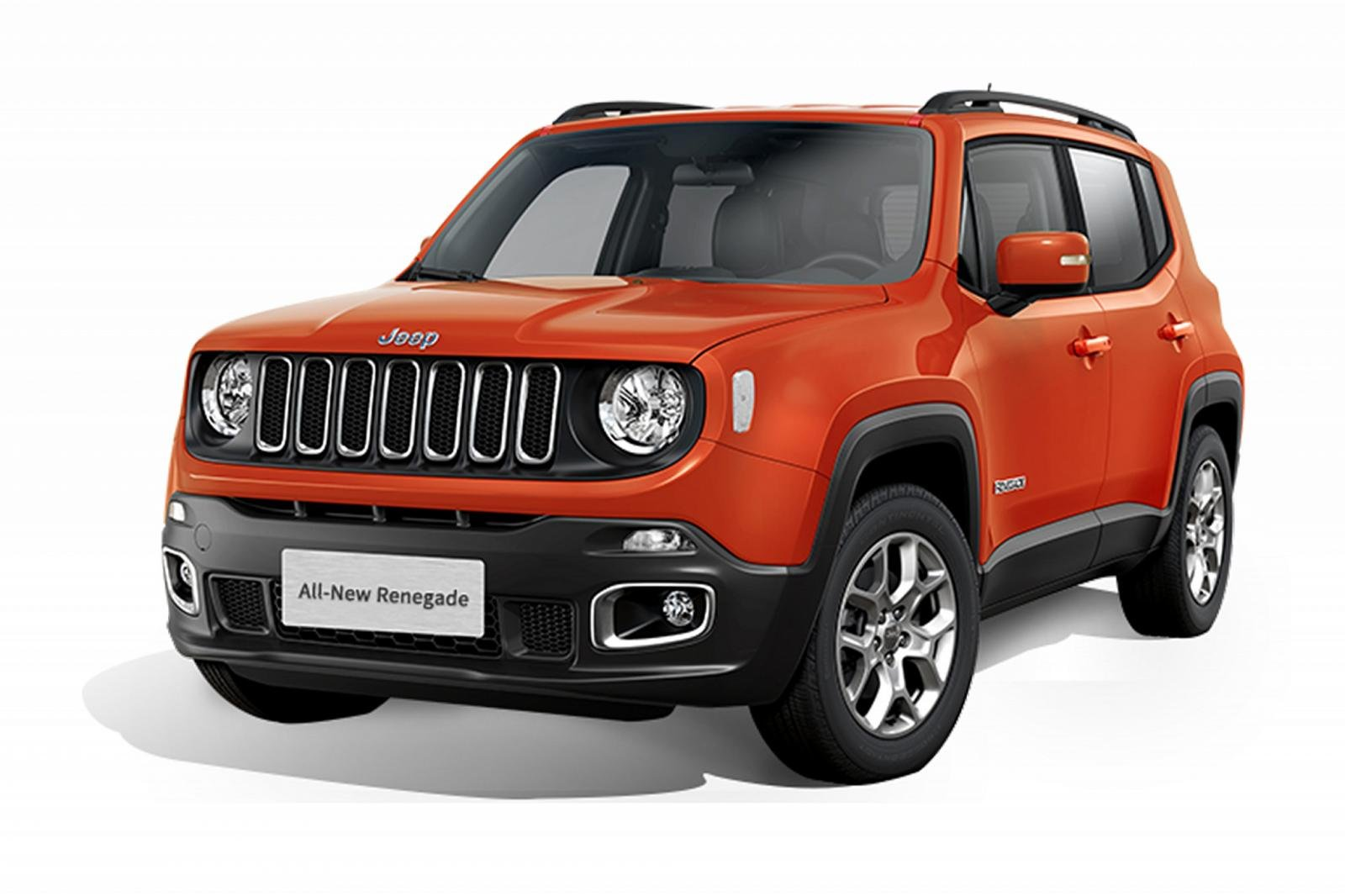Jeep Renegade 2020 cập nhật mới giảm giá còn 920 triệu đồng.