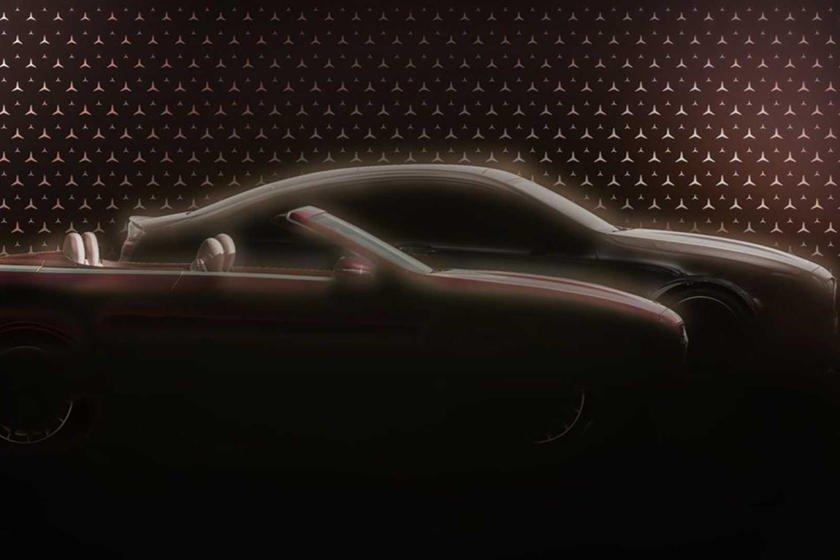 Mercedes E-Class Coupe, Convertible 2021 nhá hàng.