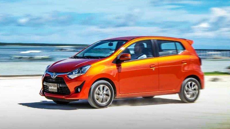 Toyota Wigo 2019 hiện tại có giá bao nhiêu trên thị trường?