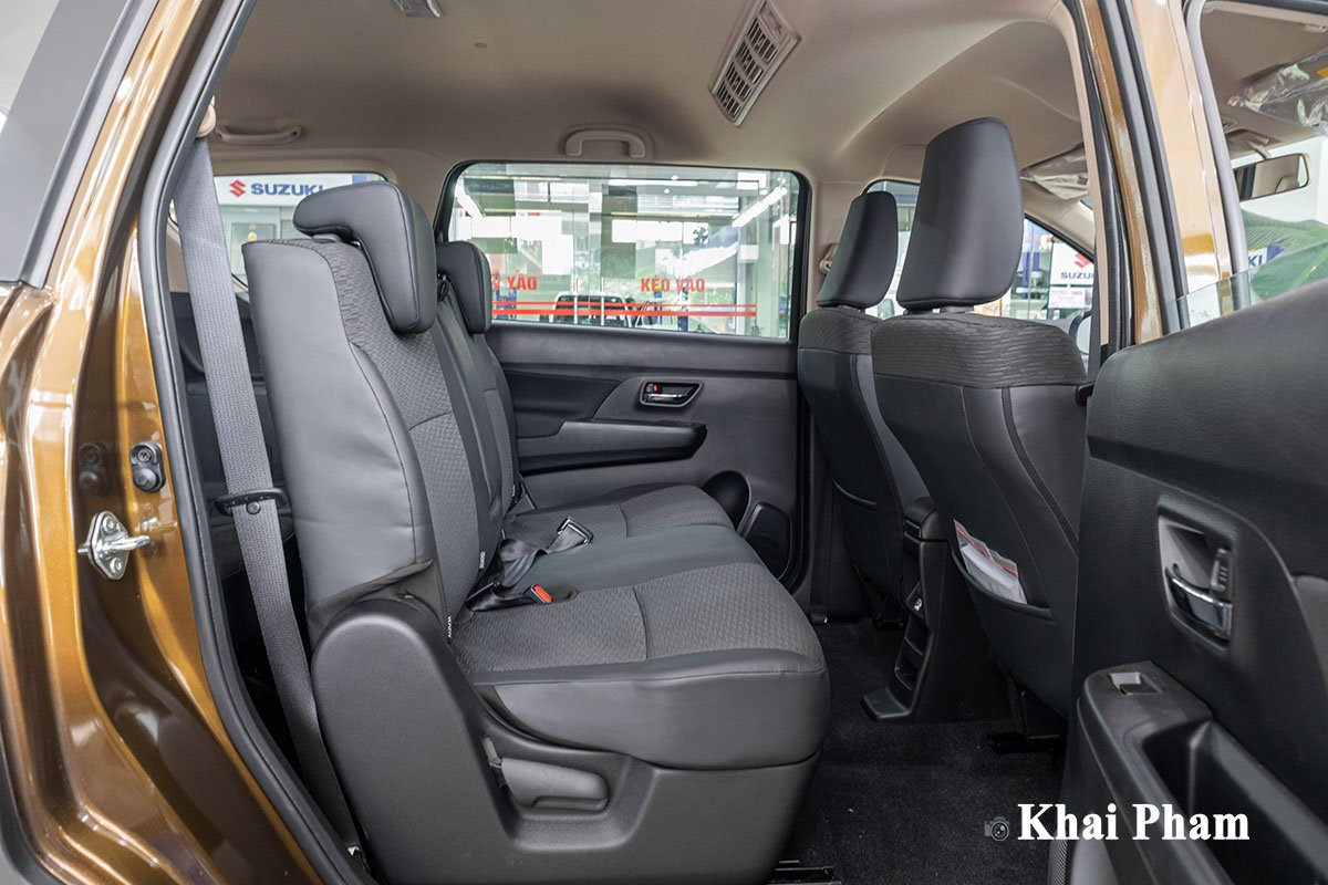Ảnh Ghế phụ xe Suzuki XL7 2020