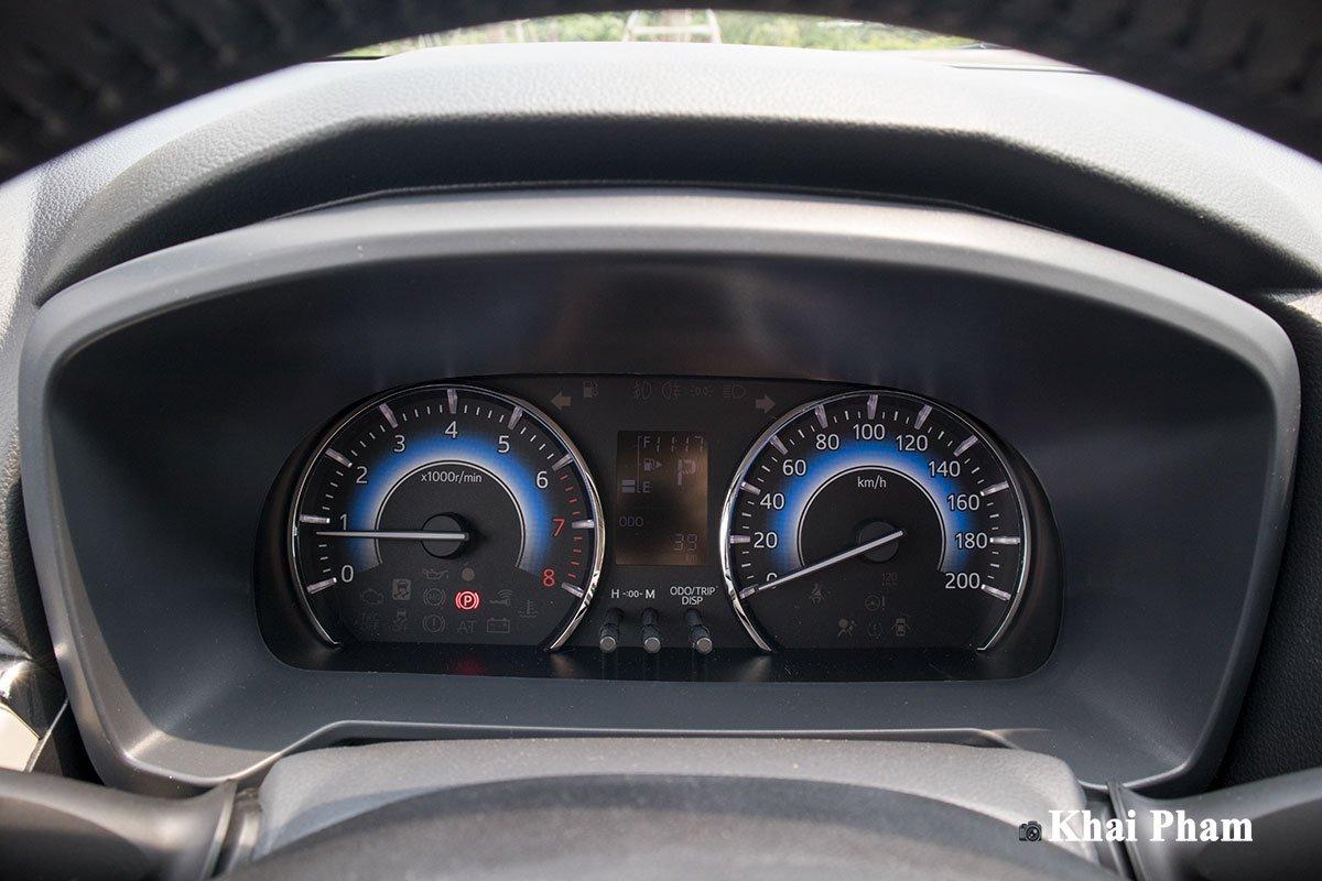 Ảnh Đồng hồ xe Toyota Rush 2020