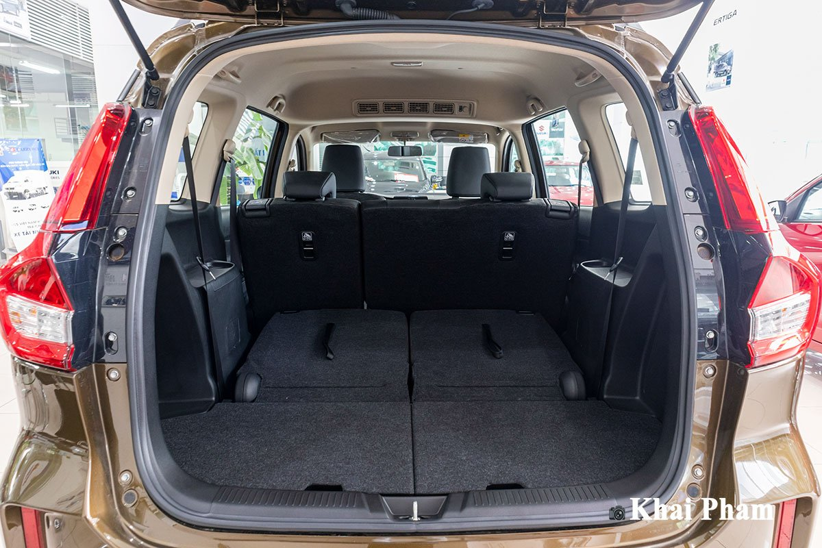 Ảnh Cốp xe Suzuki XL7 2020 a1