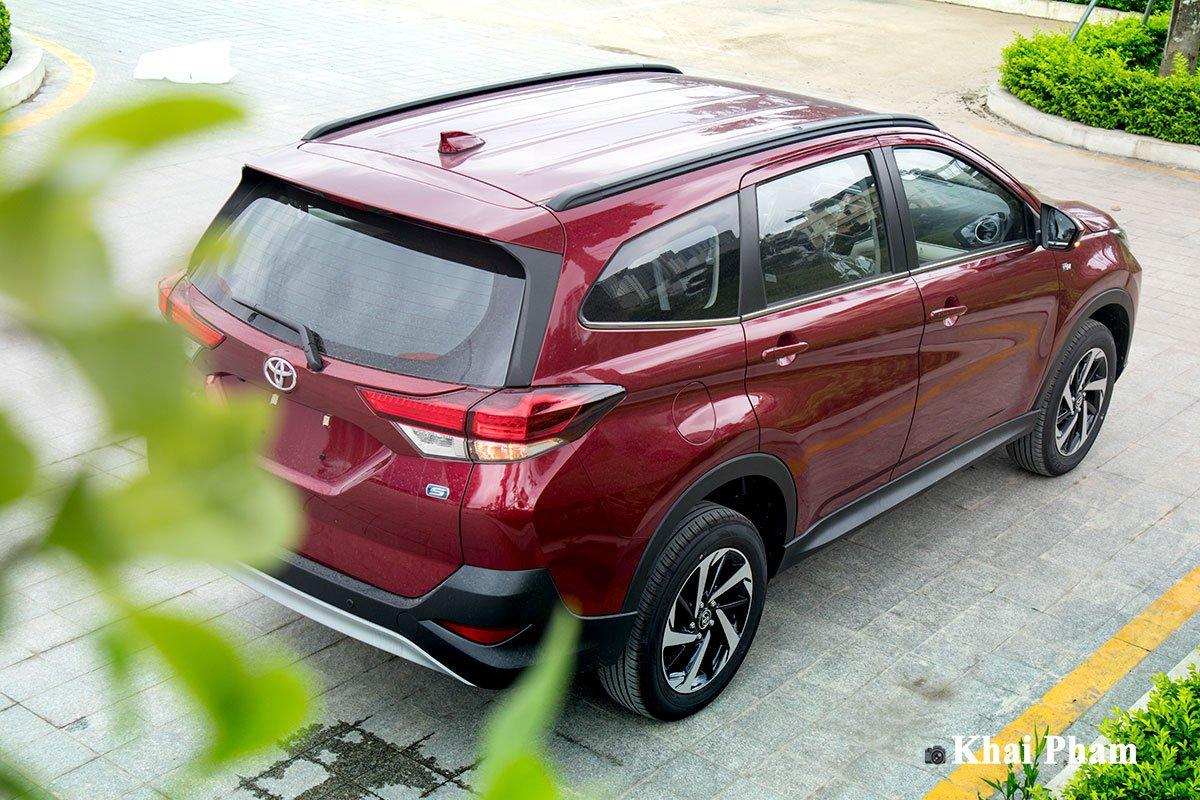 Ảnh Tổng quát xe Toyota Rush 2020