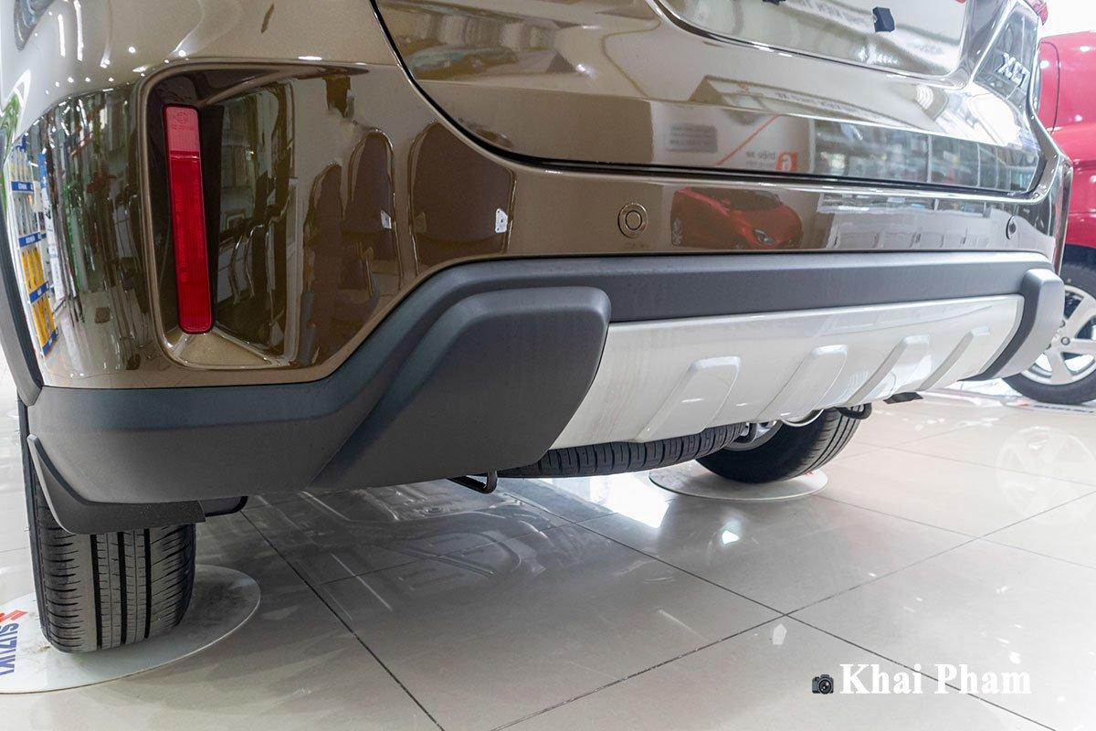 Ảnh Cản sau xe Suzuki XL7 2020