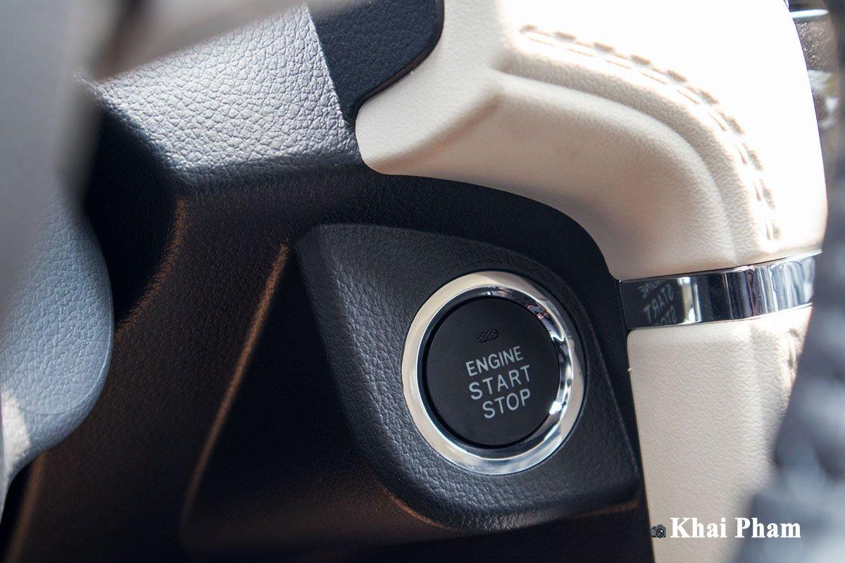 Ảnh Nút bấm khởi động xe Toyota Rush 2020
