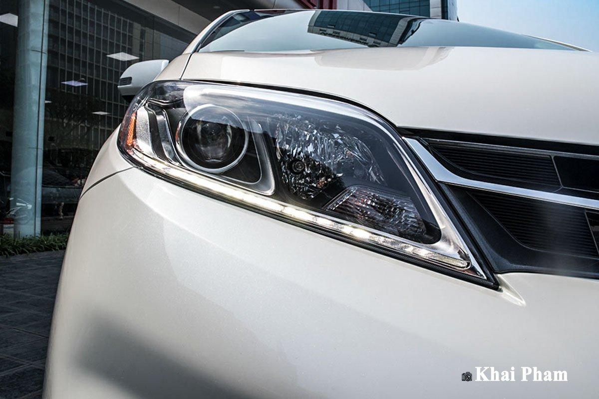 Ảnh đèn pha xe Toyota Sienna 2020