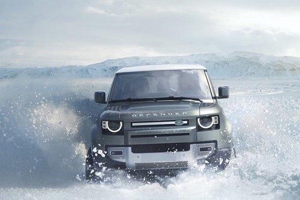 Thông số kỹ thuật xe Land Rover Defender 2020 1