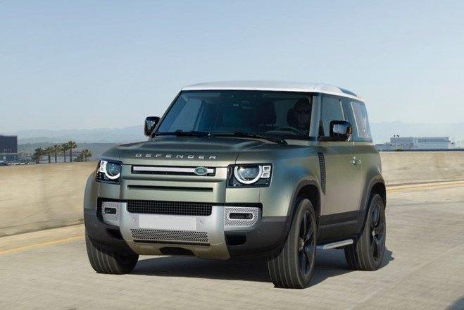 Land Rover Defender 2020 thuộc thế hệ thứ 2 1