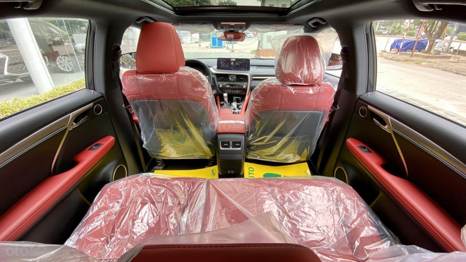 Lexus RX350 Fsport 2020, nhập Mỹ, giá tốt trên thị trường (13)