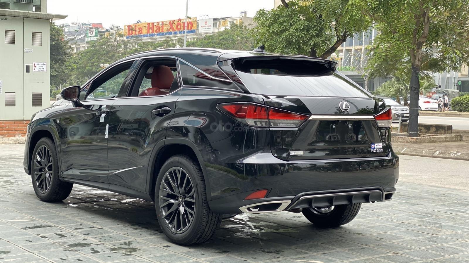 Lexus RX350 Fsport 2020, nhập Mỹ, giá tốt trên thị trường (5)