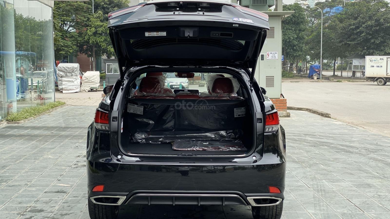 Lexus RX350 Fsport 2020, nhập Mỹ, giá tốt trên thị trường (7)