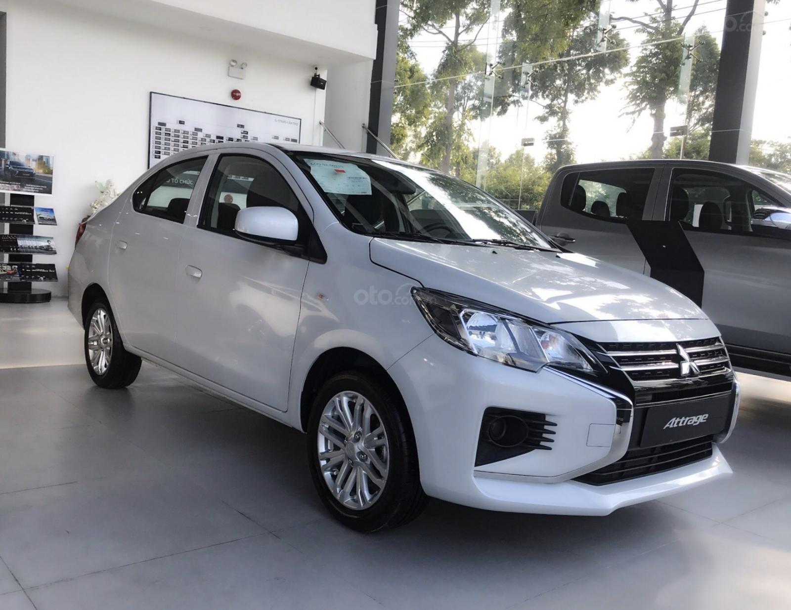 Trả trước 118 triệu nhận ngay xe Mitsubishi Attrage nhập khẩu (1)