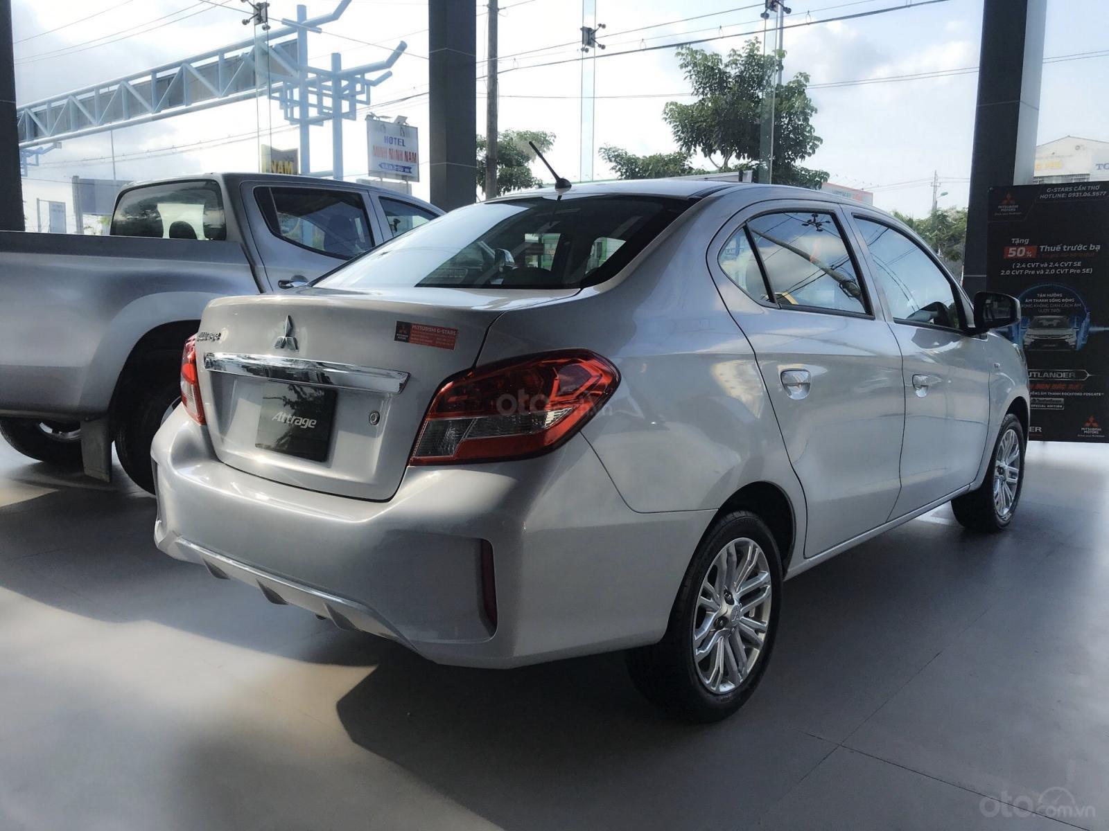 Trả trước 118 triệu nhận ngay xe Mitsubishi Attrage nhập khẩu (2)