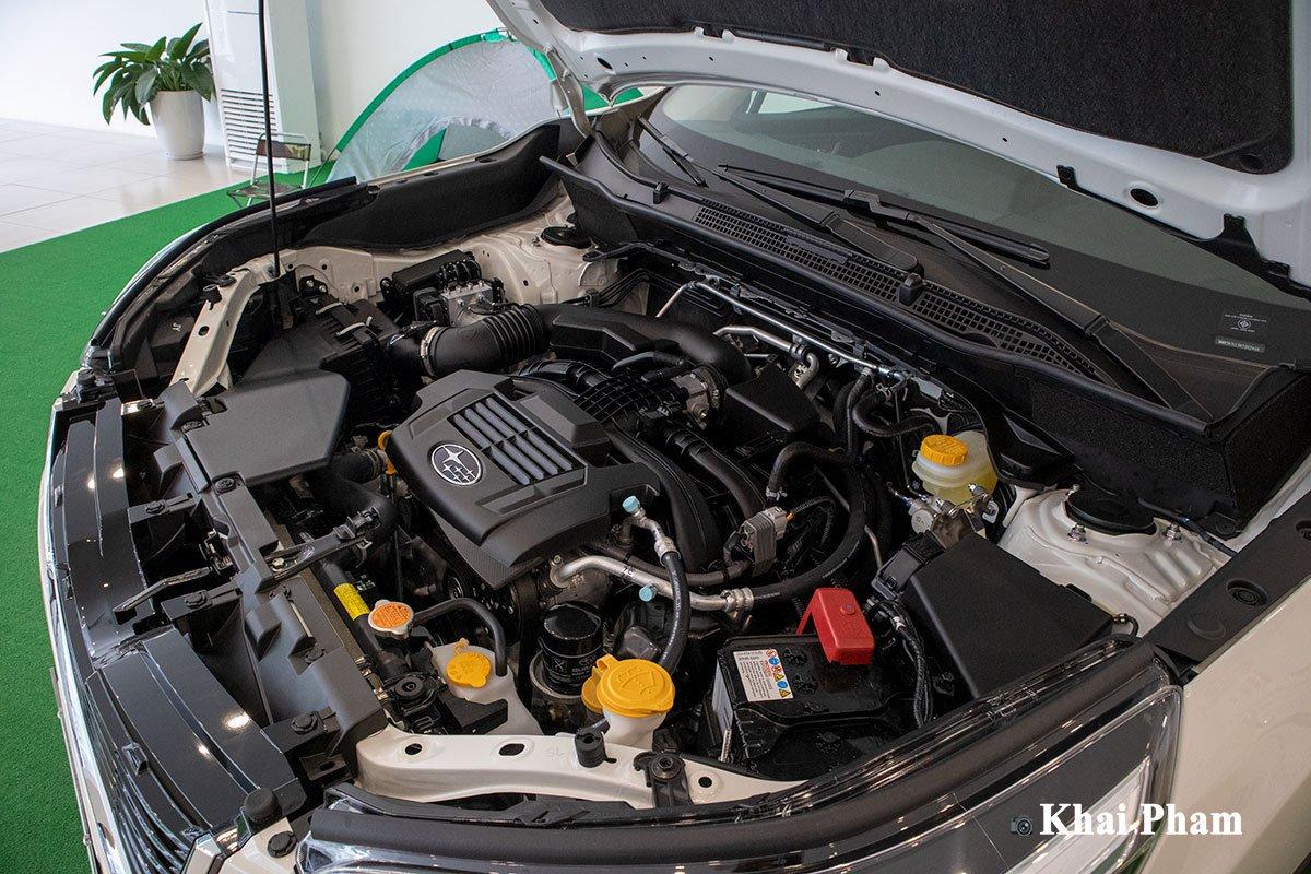 Ảnh động cơ xe Subaru Forester GT Edition 2020