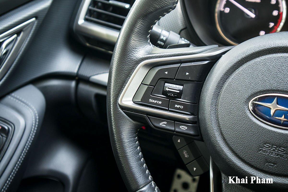 Ảnh nút bấm xe Subaru Forester GT Edition 2020