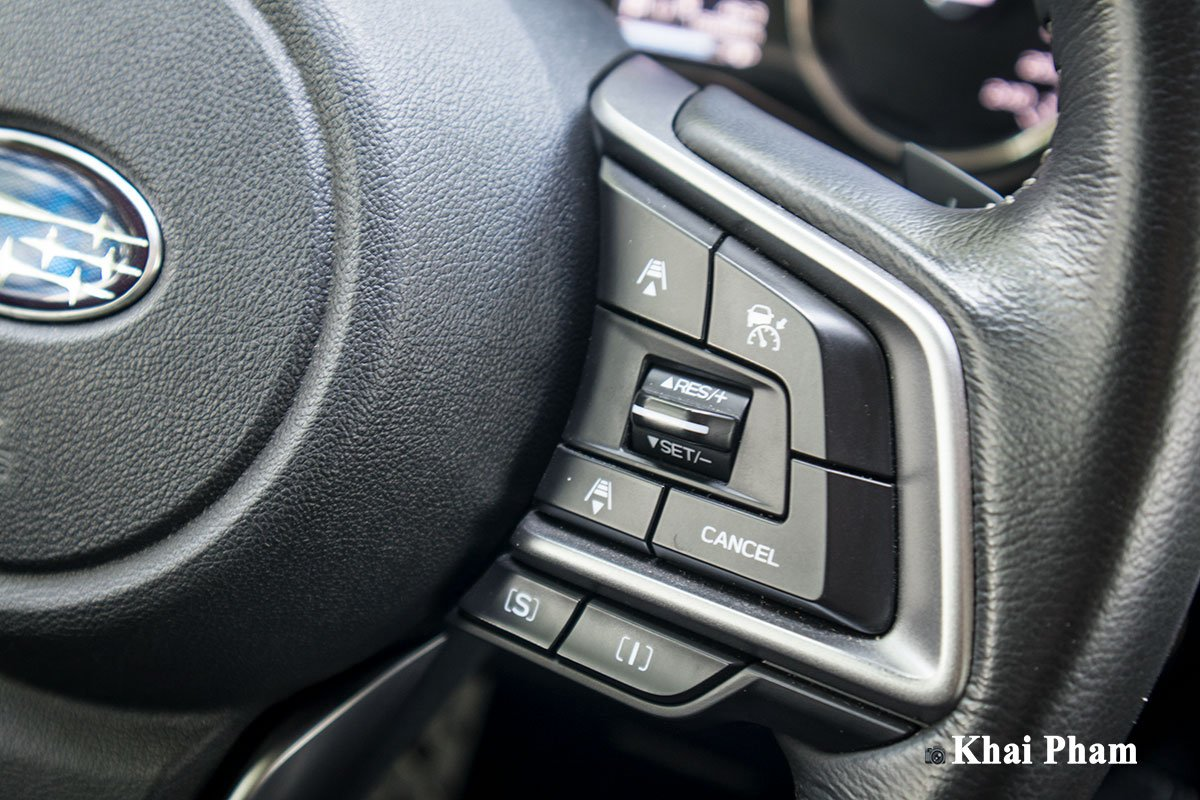Ảnh nút bấm xe Subaru Forester GT Edition 2020 a2