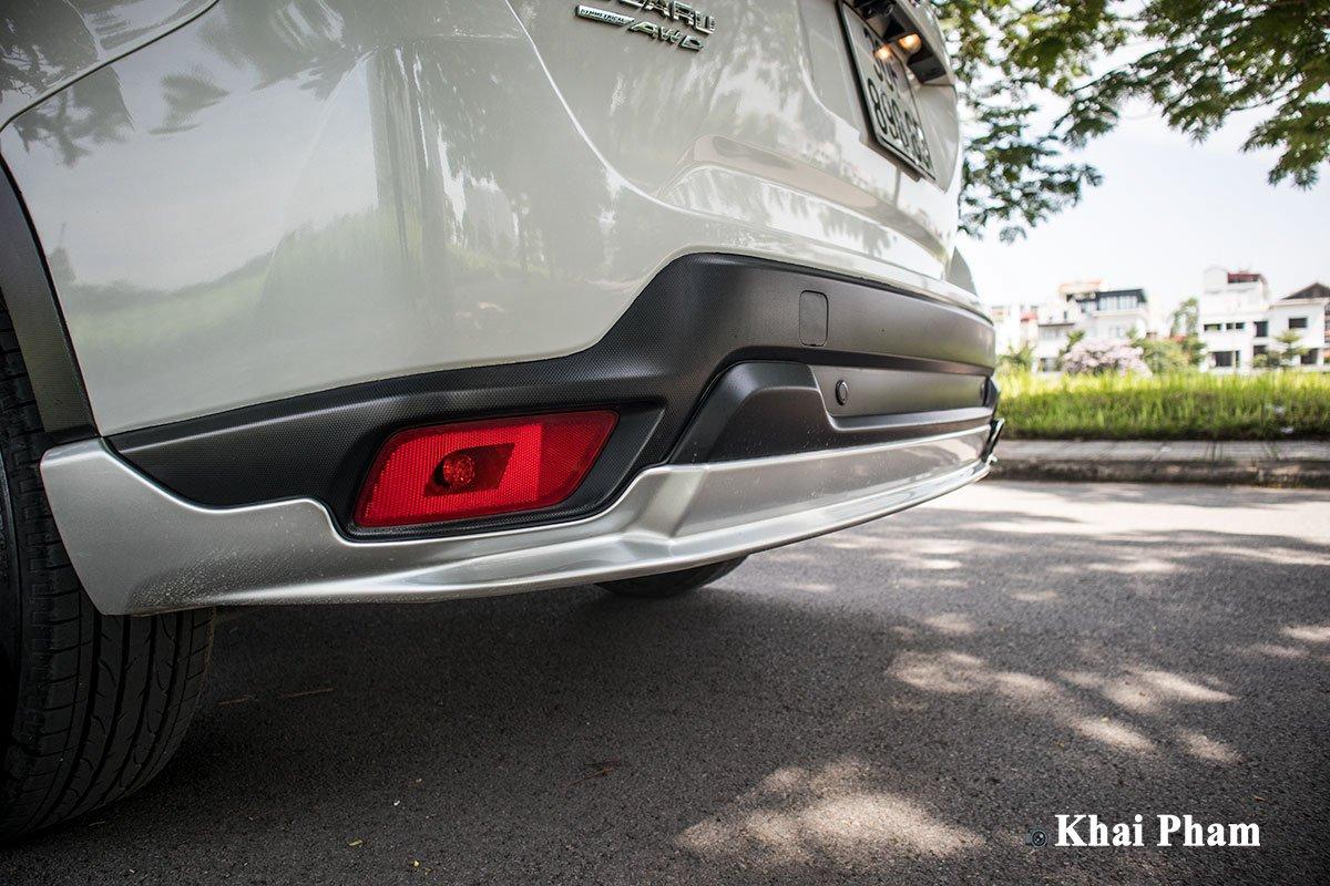 Ảnh cản sau xe Subaru Forester GT Edition 2020