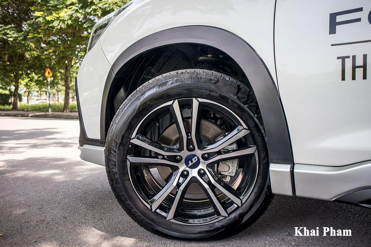 Ảnh mâm xe Subaru Forester GT Edition 2020