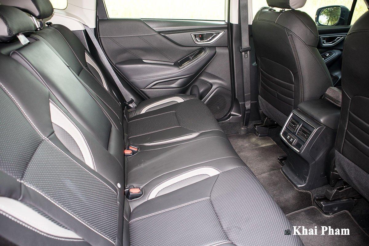 Ảnh ghế sau xe Subaru Forester GT Edition 2020 a1