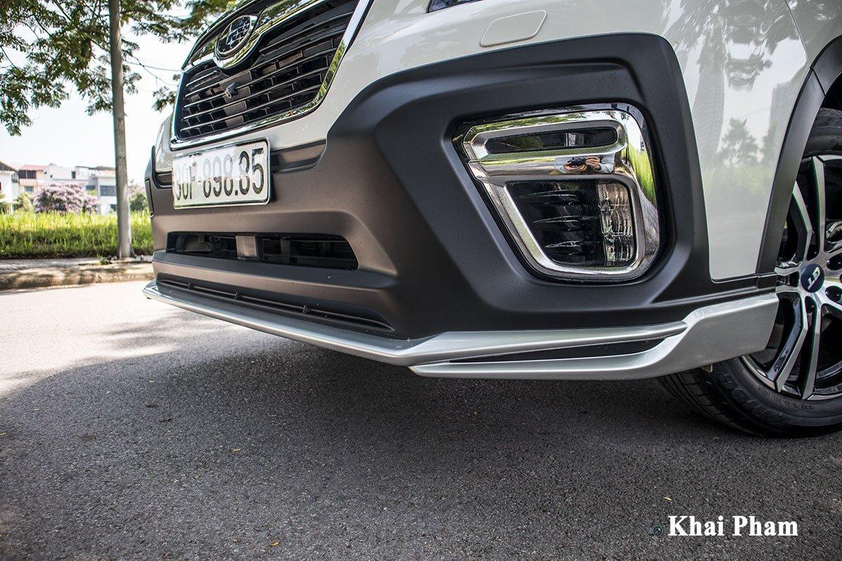 Ảnh cản trước xe Subaru Forester GT Edition 2020