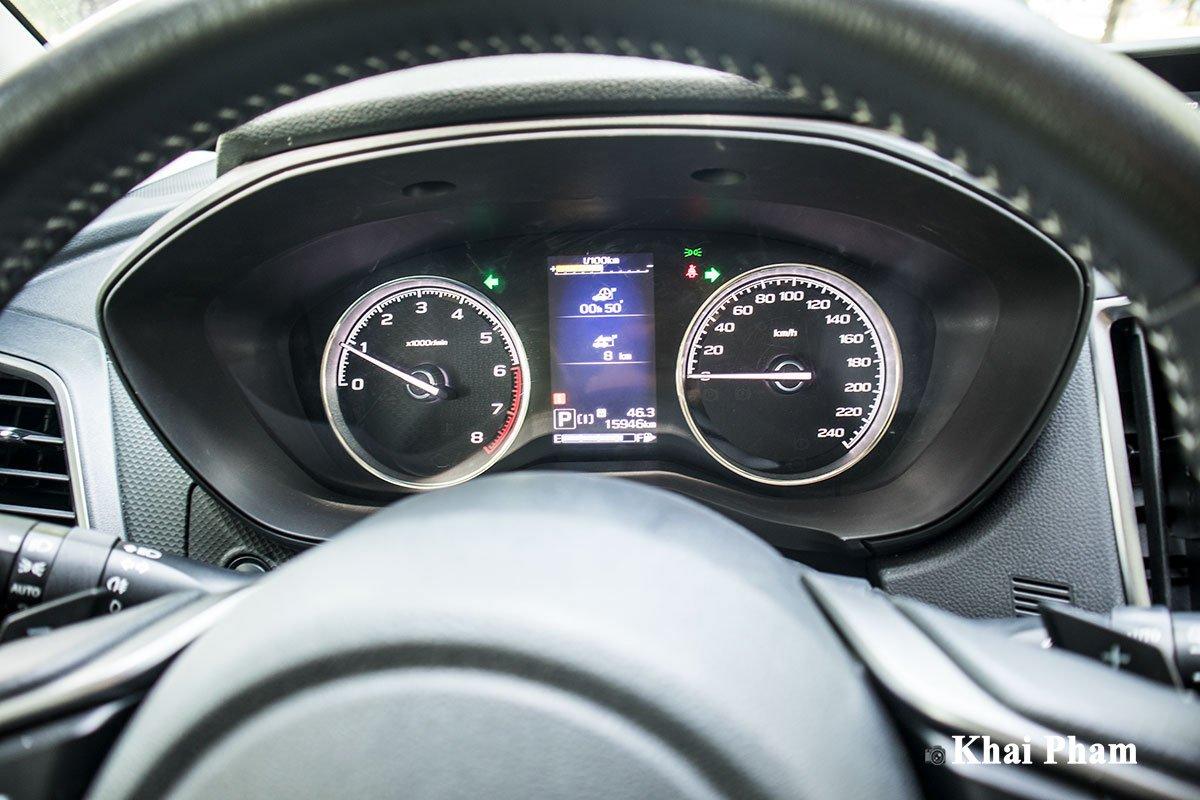 Ảnh đồng hồ xe Subaru Forester GT Edition 2020