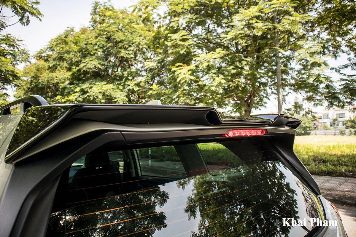 Ảnh cánh gió xe Subaru Forester GT Edition 2020