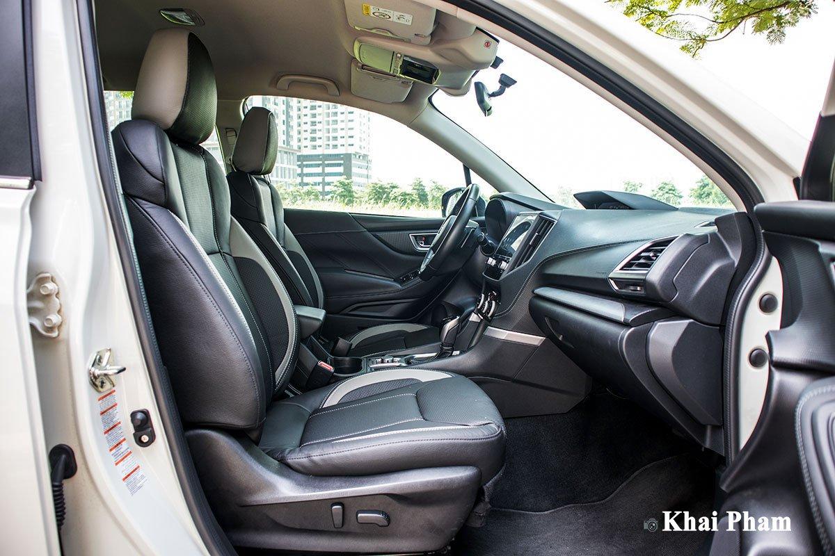 Ảnh ghế phụ xe Subaru Forester GT Edition 2020