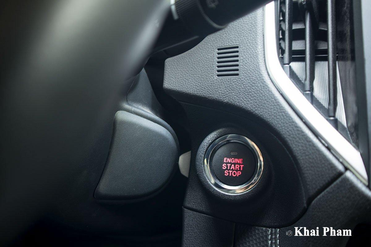 Ảnh nút bấm khởi động xe Subaru Forester GT Edition 2020