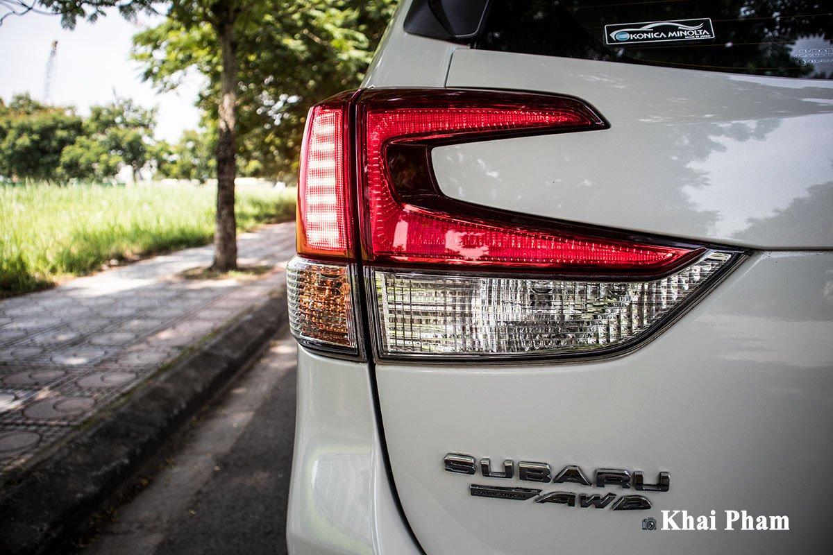 Ảnh đèn hậu xe Subaru Forester GT Edition 2020