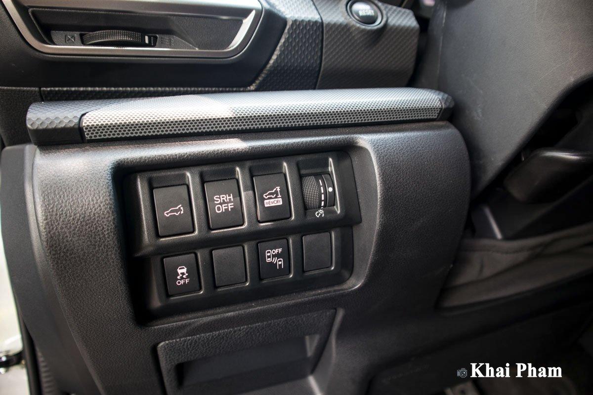 Ảnh chức năng xe Subaru Forester GT Edition 2020