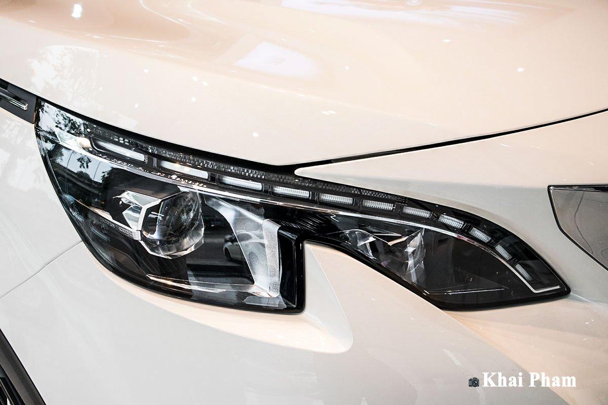 Ảnh Đèn pha trái xe Peugeot 3008 2020
