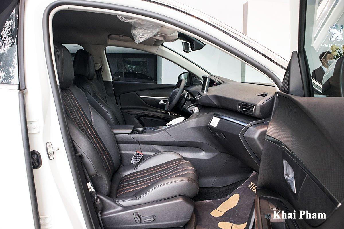 Ảnh Ghế phụ xe Peugeot 3008 2020