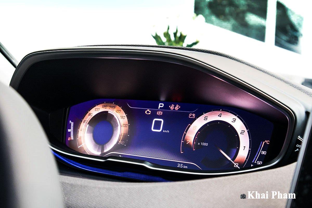 Ảnh Cụm đồng hồ xe Peugeot 3008 2020
