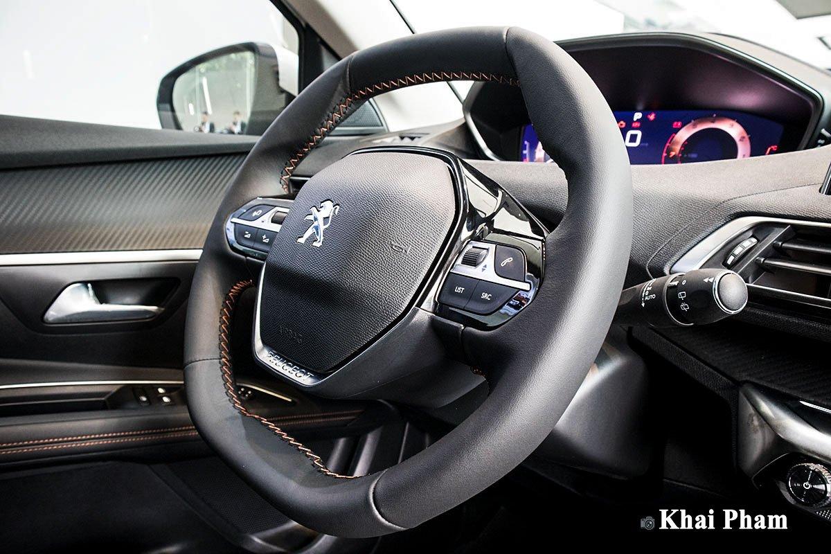 Ảnh Vô-lăng xe Peugeot 3008 2020