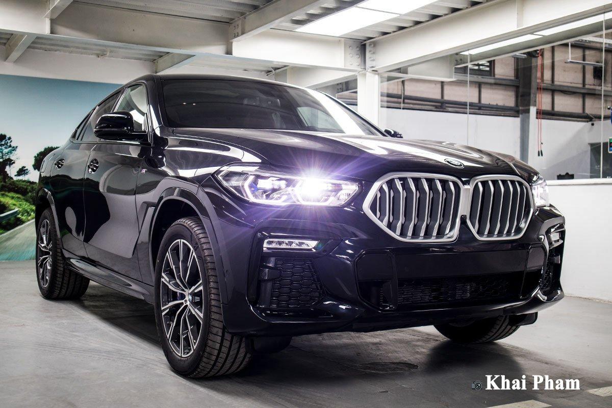 Cận cảnh xe BMW X6 2020 đã về đến đại lý, sẵn sàng đến tay khách hàng Việt a1