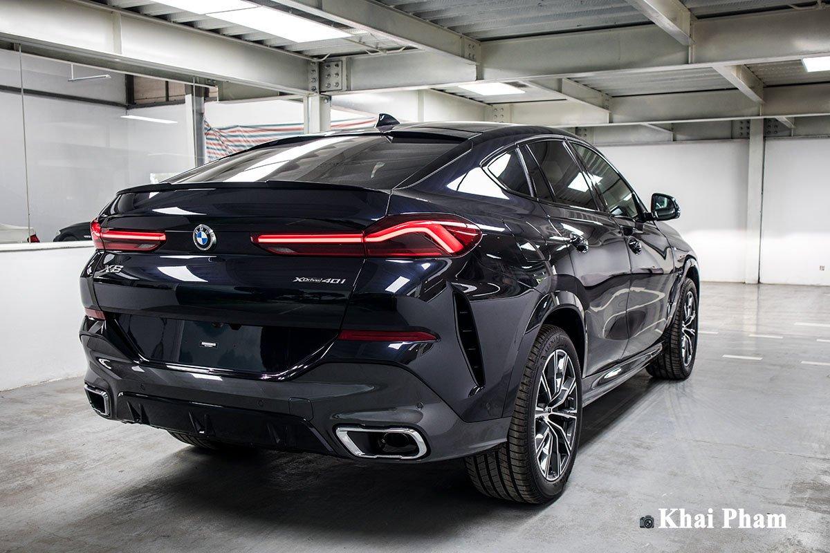 Cận cảnh xe BMW X6 2020 đã về đến đại lý, sẵn sàng đến tay khách hàng Việt a2
