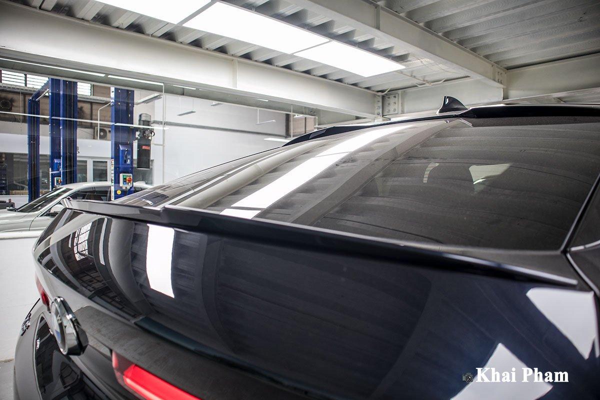 Ảnh cản gió xe BMW X6 2020