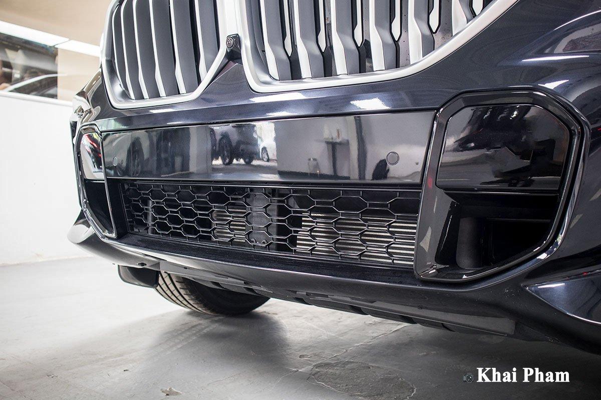 Ảnh cản trước xe BMW X6 2020