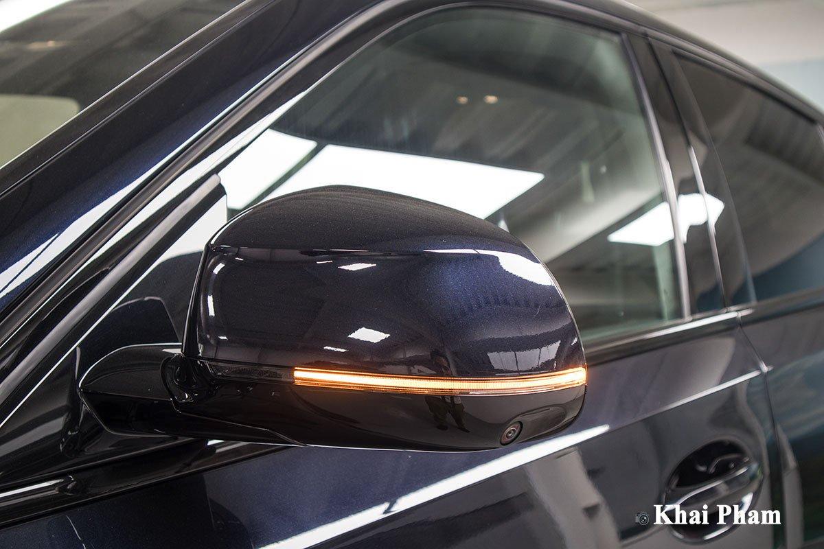Ảnh gương xe BMW X6 2020