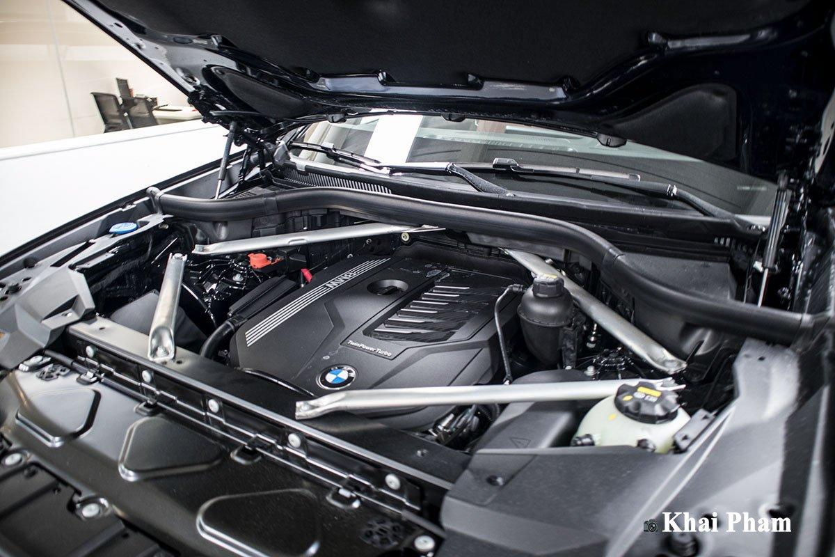 Cận cảnh xe BMW X6 2020 đã về đến đại lý, sẵn sàng đến tay khách hàng Việt a4