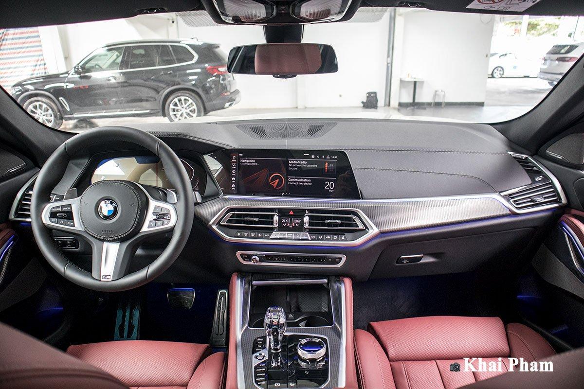 Cận cảnh xe BMW X6 2020 đã về đến đại lý, sẵn sàng đến tay khách hàng Việt a3