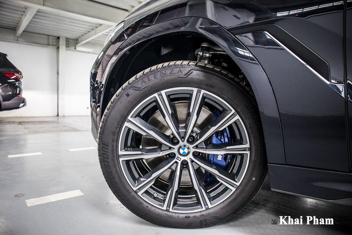 Ảnh la-zăng xe BMW X6 2020